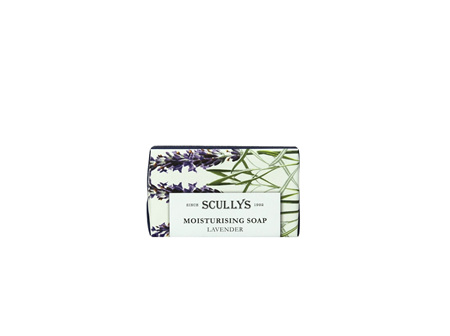 SCULLY Lavender Luxury Soap 150g