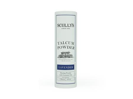 SCULLY Lavender Talcum Powder 130g