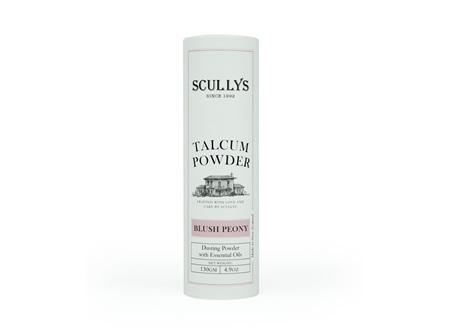 SCULLY MA Peony Talcum Powder 130g