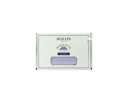 SCULLY Relief Pack Purple