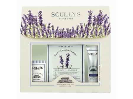 Scullys Lavender Pouch Gift