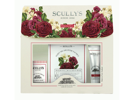 Scullys Rose Gift Pouch