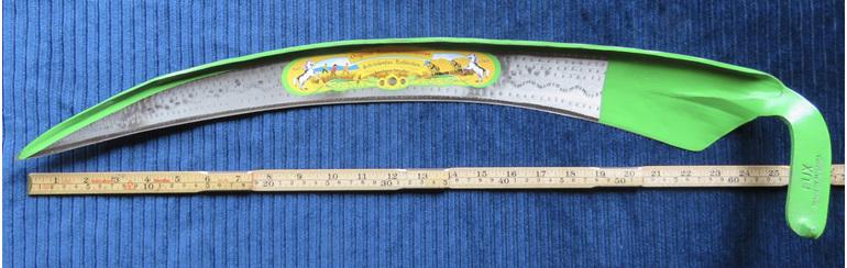 Scythe Blade Orchard Green 65