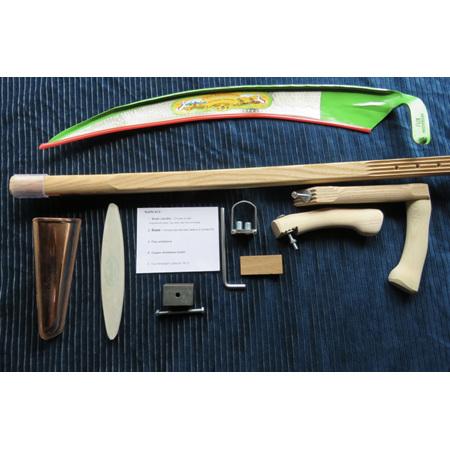 Scythe kit 2, with copper holder