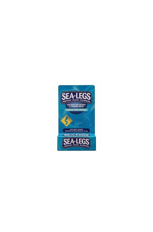 SEA LEGS Tabs 12s