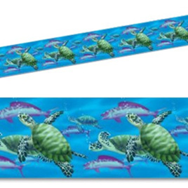 Sea Turtle Scene Setter Border Roll