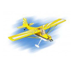 Seagull EP Decathlon 1.3m ,Electric Power, Yellow by Seagull Models