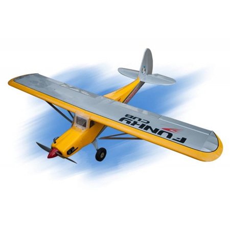Seagull Models Funky Cub Yellow/Silver 60 Size