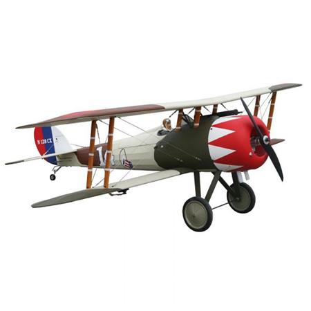 Seagull Models Nieuport 28 20cc Size