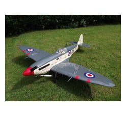 Seagull Supermarine Seafire for 75-91 size Engine 0.125m3 by Seagull Models