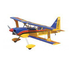 Seagull Ultimate Bi-Plane (90-120) , Sport/Scale 0.12M3 by Seagull Models