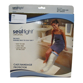 Seal Tight Cast & Bandage Protector - Long Leg