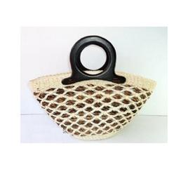 Seana  Handbag - in natural colour