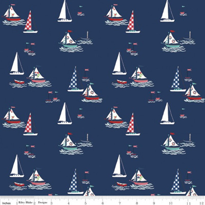 Seaside - Navy