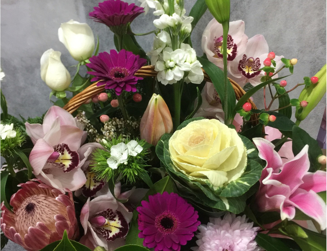 Flowers for all occasions.