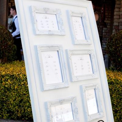 Seating Plan Frame