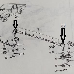 Sec 120 - Steering Linkage