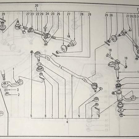Sec 476 - Steering Linkage