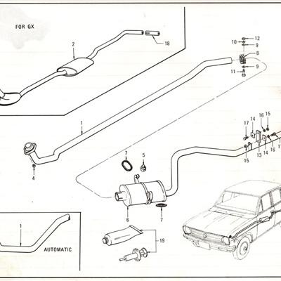 Sec 9 - Exhaust Tube and Muffler