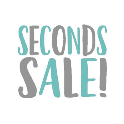 Seconds Sale Items