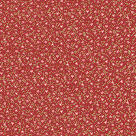 Secret Stash Warms Primrose Red A-9558-R