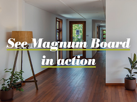 See Magnum Board In Action