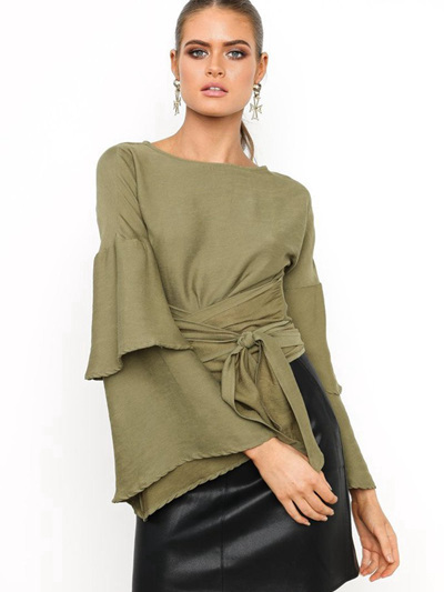 See my Passion Top - Khaki