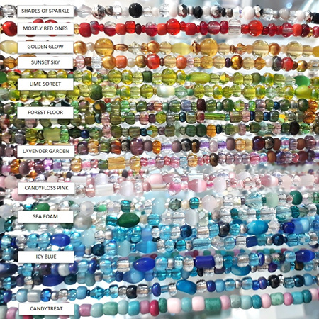 Seed Bead Necklaces