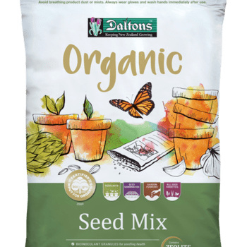 Seed Mix Organic