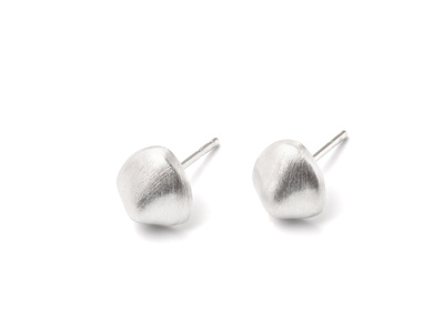Seed Small Post Earrings