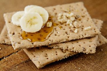 Seeded Spelt Crackers