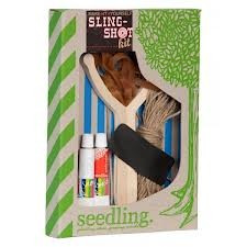 Seedling Make it yourself sling shot