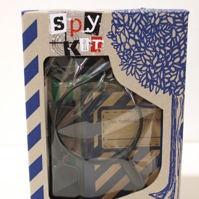 Seedling Top Secret Spy Kit