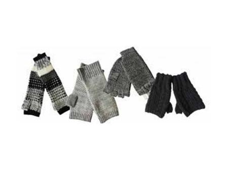 SELect Glove F/less Asst 4pr