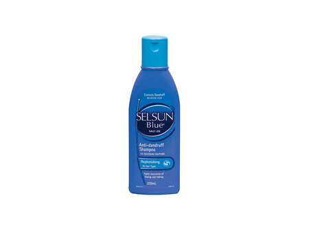 SELSUN Blue Replenishing Spoo 200ml