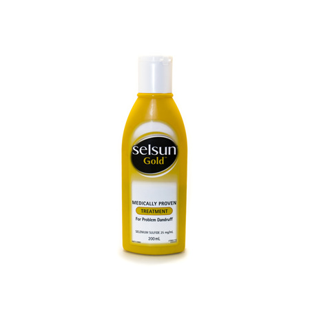 Selsun Gold Dandruff Treatment