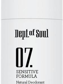 Sensitive Formula Deodorant Stick