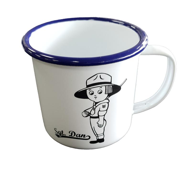 Sergeant Dan Coffee Cup