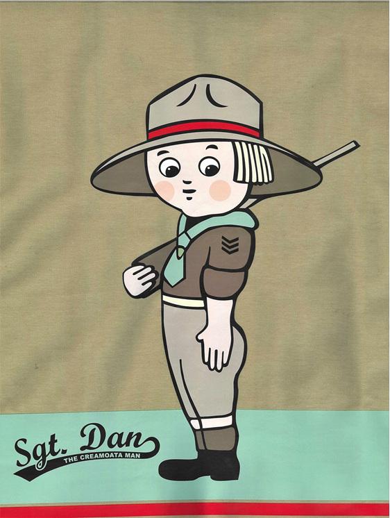 Sergeant Dan T-Shirt