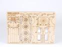 serries 2 landrover puzzle flatpack