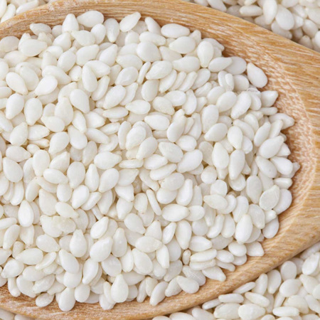 Sesame Seeds Hulled Organic Approx 100g