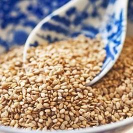 Sesame Seeds Unhulled Organic Approx 100g