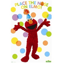 Sesame Street - Elmo Party Game