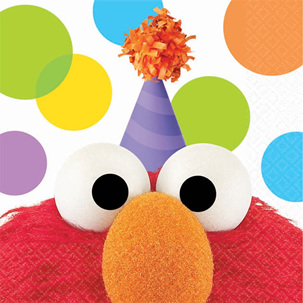 Sesame Street Party Range