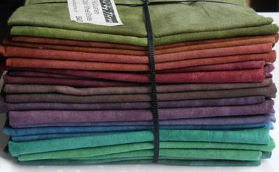 Set of 12 Painters Colour Wheel Shades