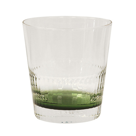 Set of 4 Ascott green tumblers