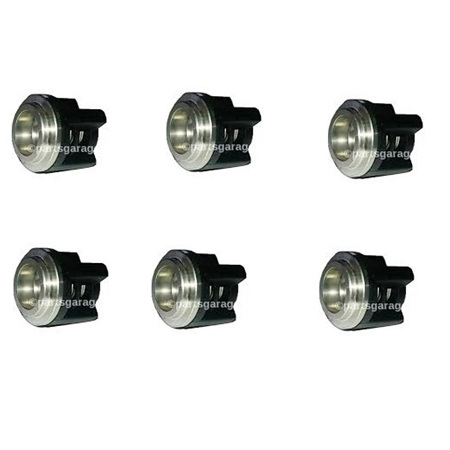 Set of Six Check Valves for 3600PSI Water Blaster