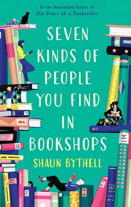 Seven Kinds Of People You Find In Bookstores