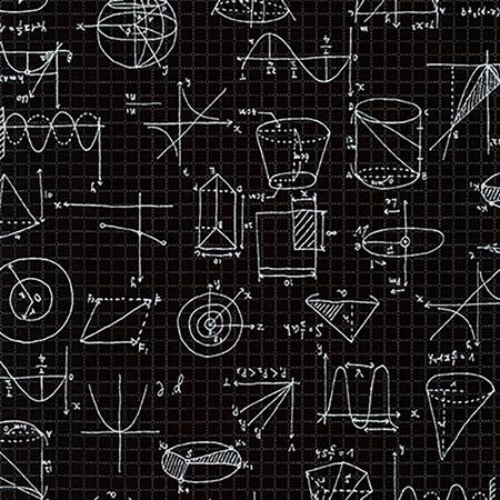 Sevenberry-Science Fair-Black Trigonometry