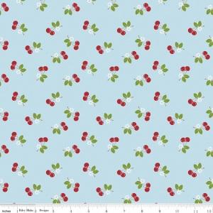 Sew 2 Cherry - Aqua